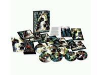 Def Leppard Hysteria limited box set