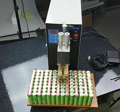 3kw 220v Pneumatic Pulse Battery Spot Welder Battery Pack Spot Welding Machine