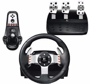 OBO Logitech G27 Racing Wheel