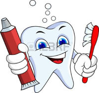 VERY affordable dental cleaning!!