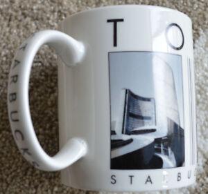 2003 18 oz Starbucks Toronto City Scenes Series MUG