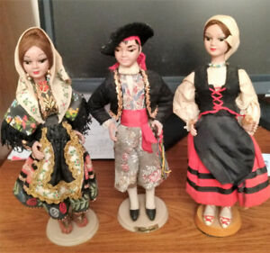 Spanish Collectible Dolls