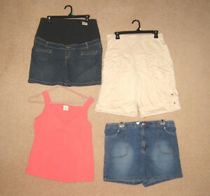 Maternity Shorts, Dresses, Jeans, Suit - sizes S, M, L