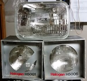 New Halogen Headlights Regina Regina Area image 1