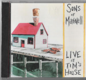 Sons of Maxwell CD unopened