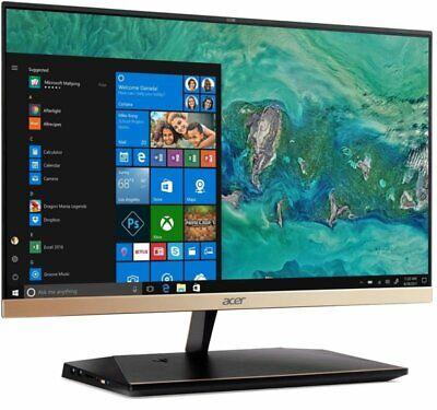 Acer Aspire S 24 AIO Desktop PC, Intel Core i5-8250U 1.6GHz, 8GB RAM, 1TB HDD, 2
