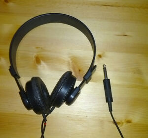 Vintage Yamaha HP-3 Orthodynamic Headphones