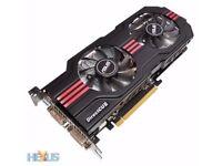Nvidia GTX 560 Ti 1GB Graphics Card (ASUS DIRECTCUII TOP)