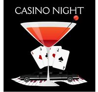 Volunteers needed for Casino & Cocktails Night!