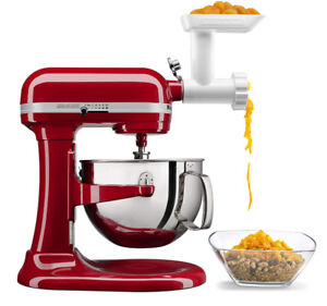 BRAND NEW UNOPENED KitchenAid Mixer with Food Grinder Attachment