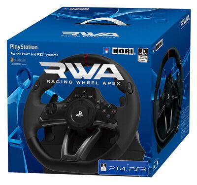 HORI Racing Wheel Apex Volante PS3 / PS4 Playstation 4 HORI