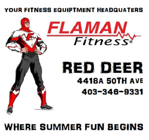 Fitness Equipment Service