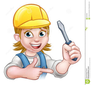 Electrician available eves and weekends for smaller jobs.