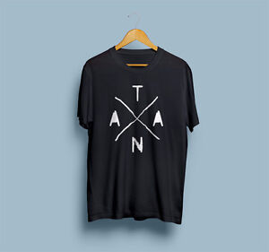"""Tooth and Nail Authentic Apparel Women's """"Crossroads"""" tee"""