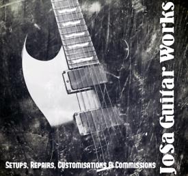 JoSa Guitar Works.