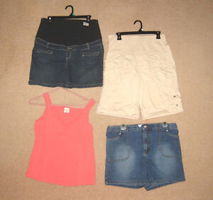 Maternity Dresses, Tops, Shorts, Suit - size S, M, L Strathcona County Edmonton Area image 2