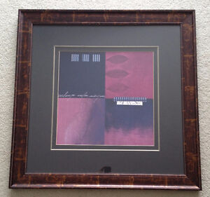 Picture(s) in High End Frame.