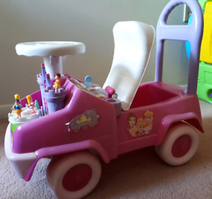 Disney Musical/Activity Ride-On Toys