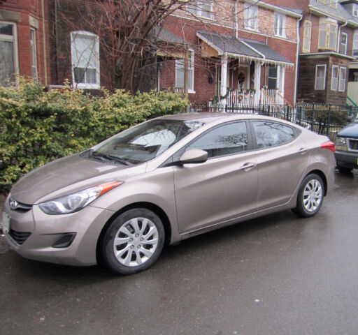 2013 Hyundai Elantra Gl Remote Starter No Previous Owner
