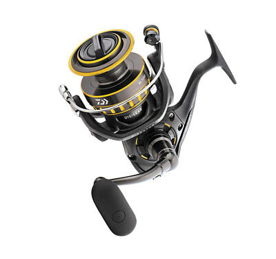 Daiwa Black Gold (BG) Spinning Reel 5.7:1 BG3500 Black Gold Spinning Reel