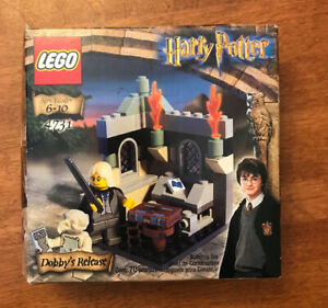 LEGO 4731 Harry Potter - Dobby's Release - complete set with box