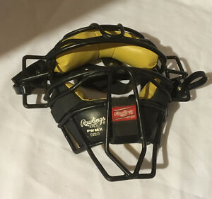Rawlings PWMX ESEO Catcher Face Mask