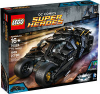 LEGO SUPER HEREOS, BATMAN: The Tumbler #76023