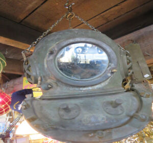 Original Diving Helmet
