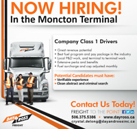 Class 1 Local Company Driver Needed