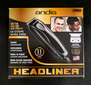 Shaver an Hair Cutting  11 Piece Set by Andis $50 New!