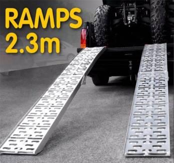 Aluminium Loading Ramp (each)