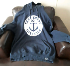 EAST COAST HOODIE FOR SALE.