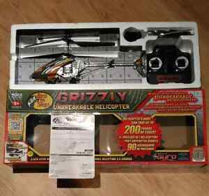 2 RC Helicopter's for ONE PRICE