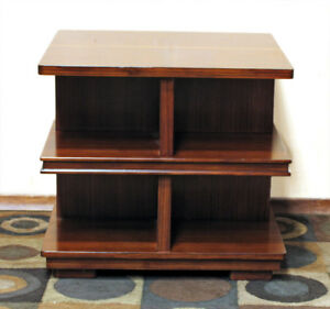 FREE GTA DELIVERY Mid Century Modern Corner Table SEE VIDEO