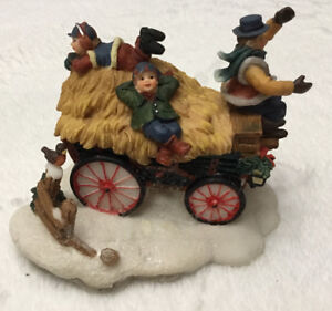 Christmas Village House Accessories