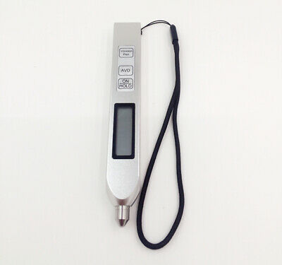 Portable Vibration Pen Tv260 For Testing Of Acceleration Velocity Displacement