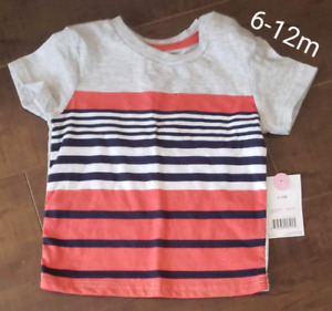 Tshirt 6-12m Brand New with Tag Spryfield  $2 Firm