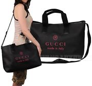 Gucci Messenger Diaper Bag