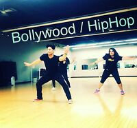 Free Bollywood Dance Lessons! Promotional Offer