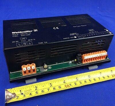 Weidmuller Wips 23024-10 Dc Power Supply