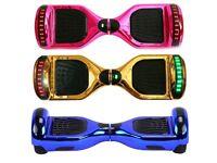 """Hoverboard Segway Swegway Hover Board Genuine UK Safe Latest Models 6.5"""", 8"""", 10"""" Christmas Present"""