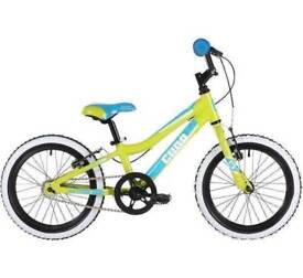 "NEW 16"" BIKE (2678) 16"" Aluminium CUDA BLOX Boys Girls KIDS BICYCLE Age: 5-7, 105-120 cm"