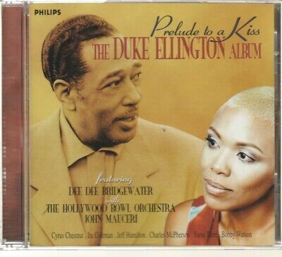 Prelude to a Kiss: The Duke Ellington Album (CD) Dee Dee Bridgewater AOB Duke Ellington Prelude To A Kiss