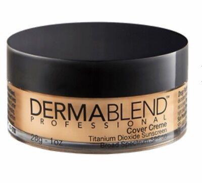1 Oz Golden Bronze (Dermablend Cover Crème in Golden Bronze 65W - 1 oz. *NEW IN BOX* )