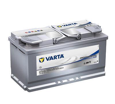 Versorgung Caddy (Varta Professional Dual Purpose LA95 AGM 95Ah Batterie 840095085 *NEU*)