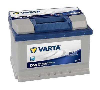 VARTA BLUE dynamic 560 409 054 3132 D59 12Volt 60Ah Starterbatterie online kaufen