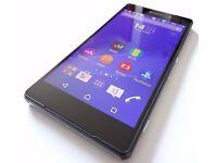 SONY XPERIA Z2 D6503 IN BLACK MOBILE PHONE **UNLOCKED**