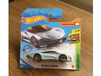 HOT WHEELS 2020 McLAREN SPEEDTAIL HW EXOTICS NEU /& OVP