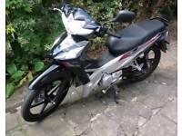 Honda wave 110 2014