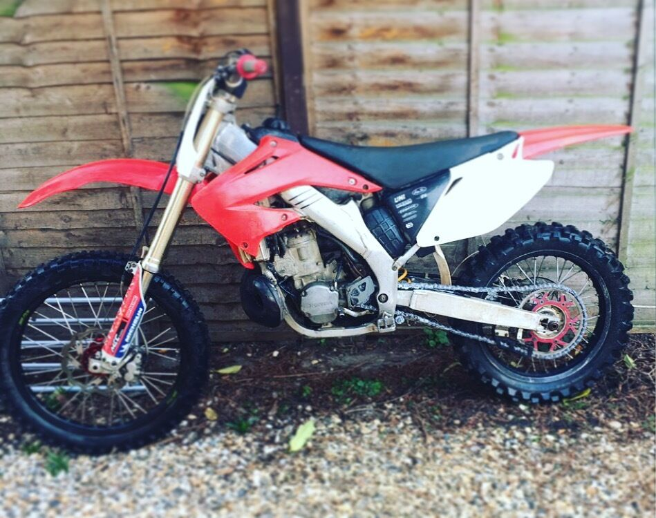 honda cr 250 2 stroke in birmingham west midlands gumtree. Black Bedroom Furniture Sets. Home Design Ideas